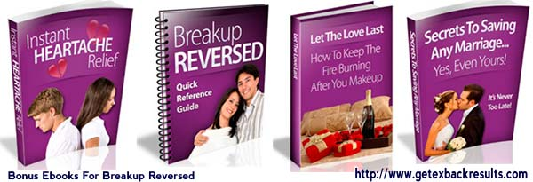 Breakup Reversed Bonuses