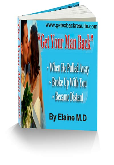 Get Your Man Back By Elaine M.D